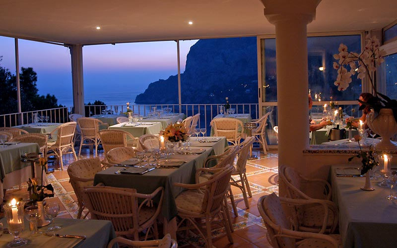 Hotel Villa Brunella Capri - Capri